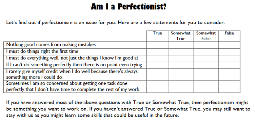 Screenshot_2018-09-17 Module 1 What is Perfectionism - Perfectionism in Perspective - 01 - What is Perfectionism pdf