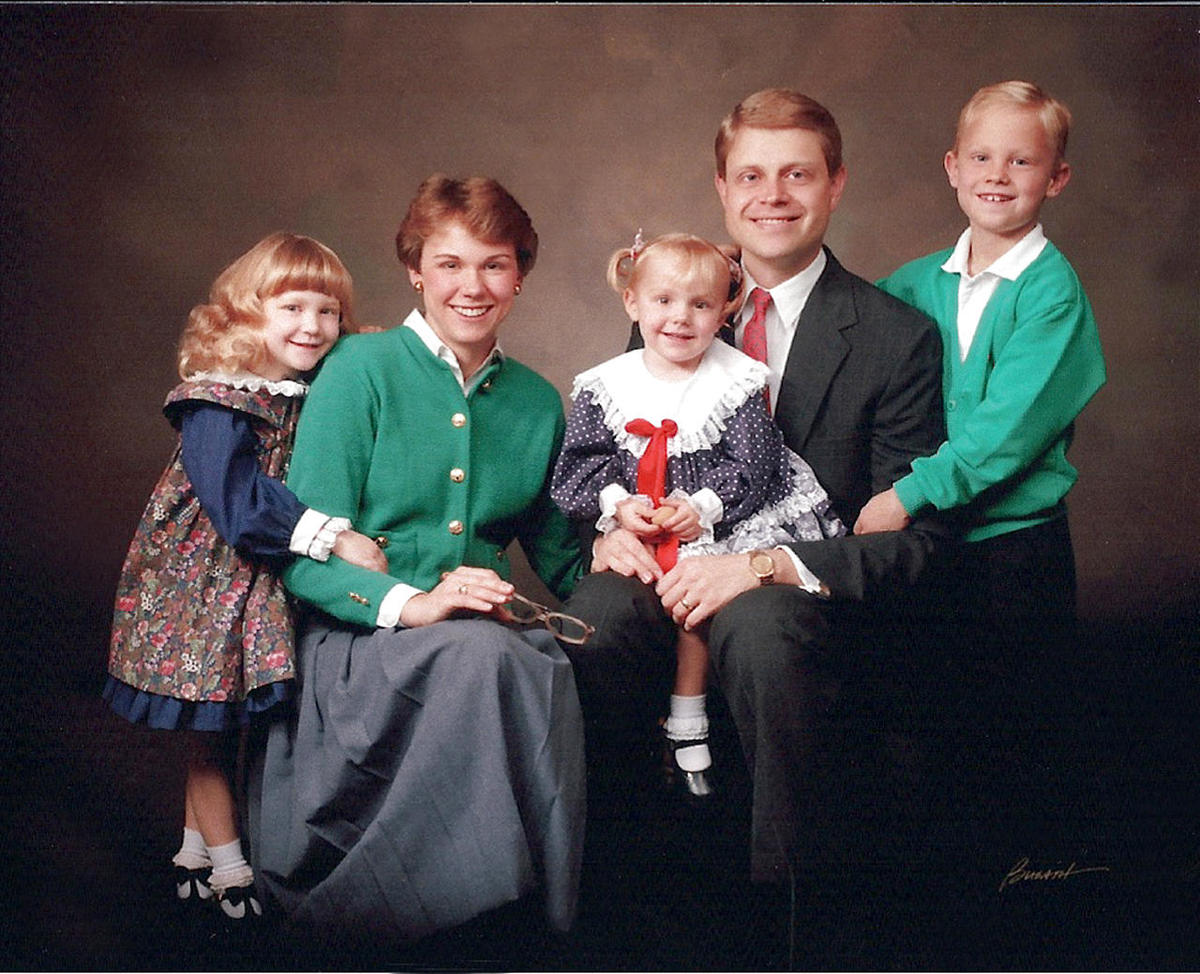 This image has an empty alt attribute; its file name is moore-family.jpg